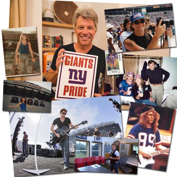 Jon Bon Jovi narra en un documental la historia de los NY Giants.